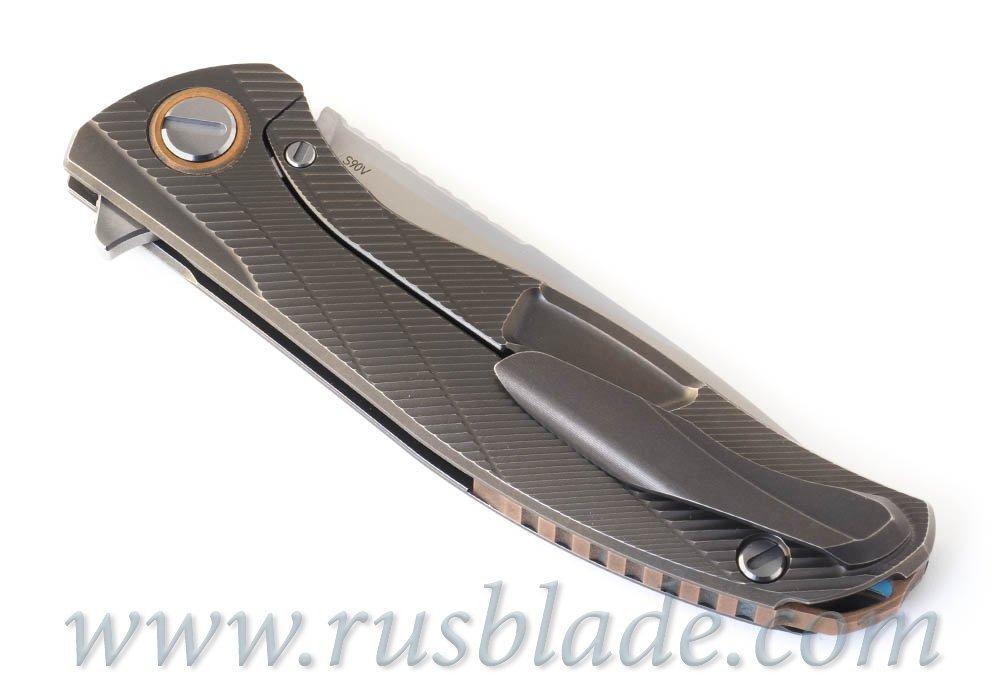 Shirogorov Antique 2020 Custom Division