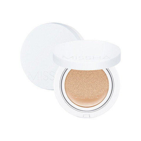 Missha  - Кушон Magic Cushion Moist Up - 21