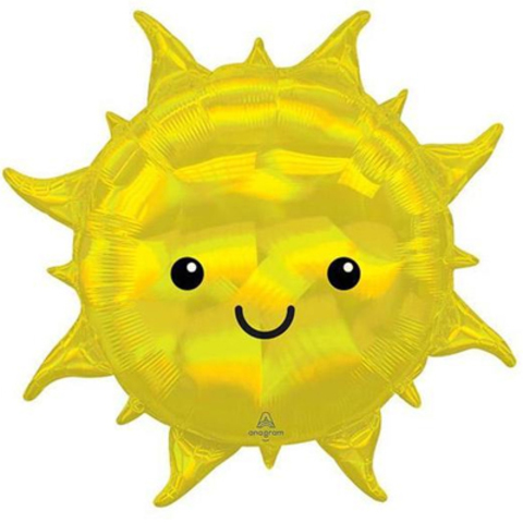 Фигура Солнце Переливы Перламутр