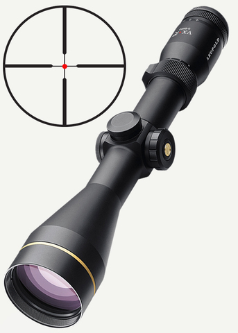 Leupold VX-R 3-9x50 Firedot Duplex с подсветкой