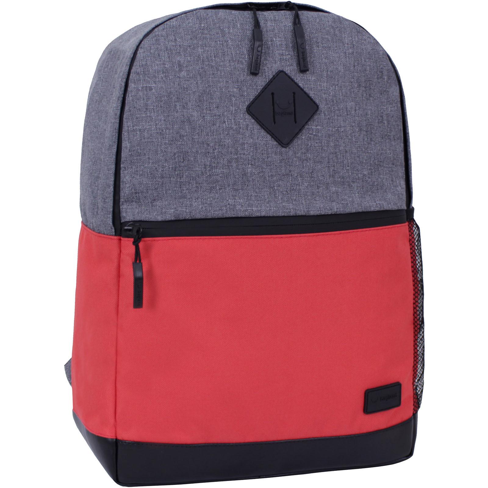 Городские рюкзаки Рюкзак Bagland Tanos 19л. 321 серый (0014869) IMG_2290.JPG