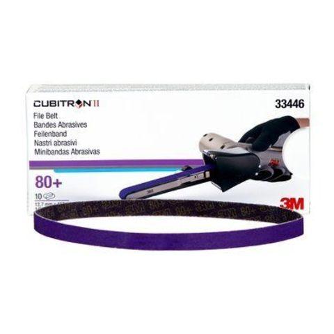3М Шлифовальная лента  Cubitron™ II, 12.7mmx457.2mm, Р80 786C