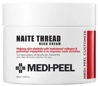 MEDI-PEEL Naite Thread Neck Cream крем для молодости шеи и зоны декольте 100 мл