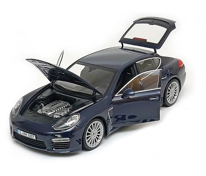 Коллекционная модель Porsche Panamera Turbo S Facelift 2014