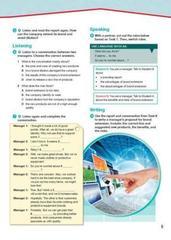 Sales and Marketing (Esp). Student's Book. Учебник