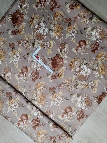 Блэкаут облегченный Прованс коричневый