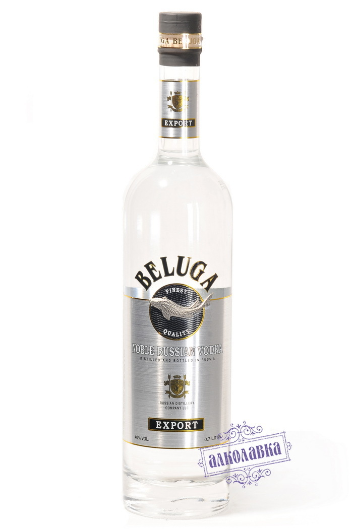 Русская водка Белуга 0,7 40%