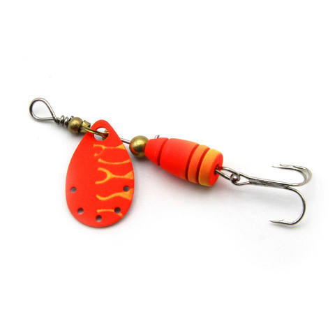 Блесна Extreme Fishing Epitome R 3,6g 09-FluoRed/FluoRed