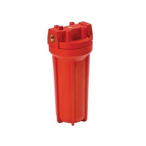 Корпус фильтра O891-O34PR-BN (для гор.воды SL10, рыжий, вход 3/4