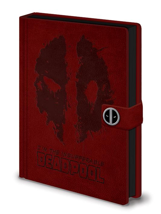 Записная книжка Deadpool
