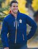 Лыжная куртка Stoneham Warm Up Jacket blue разминочная
