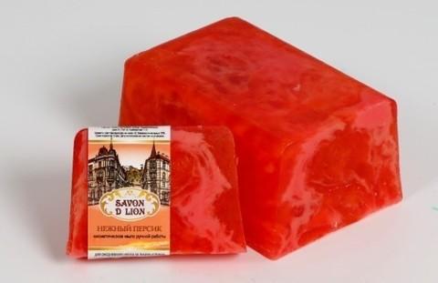 Косметическое мыло Нежный персик 100 гр. ТМ SAVON D LION