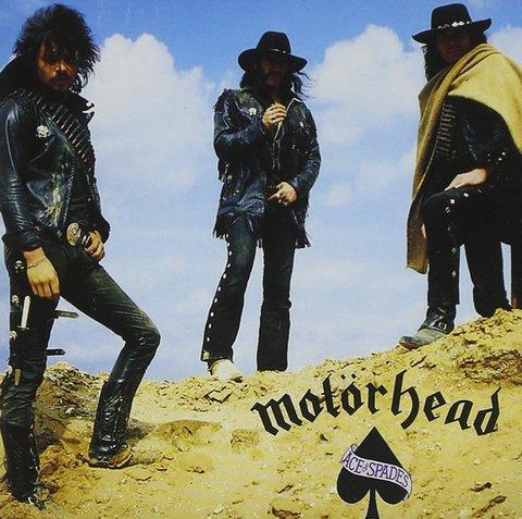 Виниловая пластинка. Motörhead