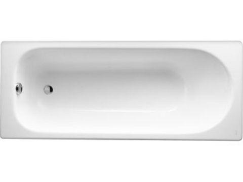 Ванна чугунная Jacob Delafon Soissons 160x70 с ножками  Е2931