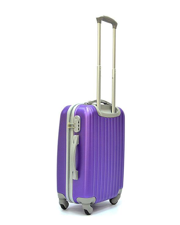 Чемодан Ananda APL-833 Фиолетовый (L)