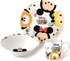 Цум Цум Дисней Набор керамической посуды — Posuda Tsum Tsum