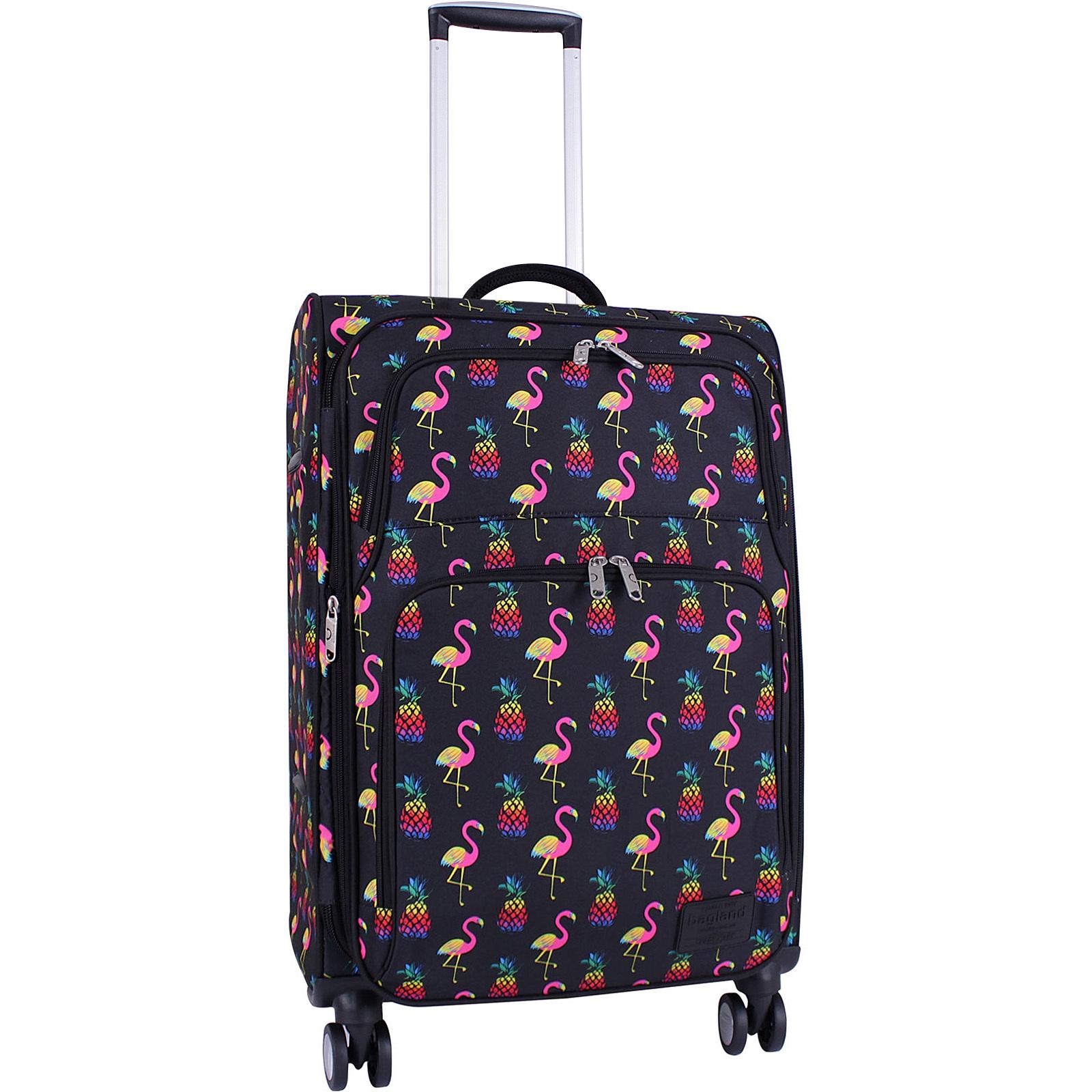 Дорожные чемоданы Чемодан Bagland Валенсия средний дизайн 63 л. сублимация 361 (0037966244) IMG_4780_суб.361_.JPG