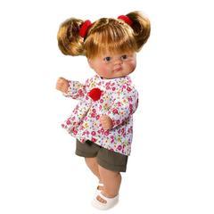ASI Кукла-пупсик в шортиках, 20 см (113900)