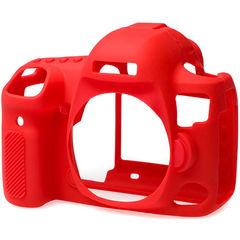 Защитная накладка easyCover Silicone Protection Cover для Canon 5D Mark IV красный