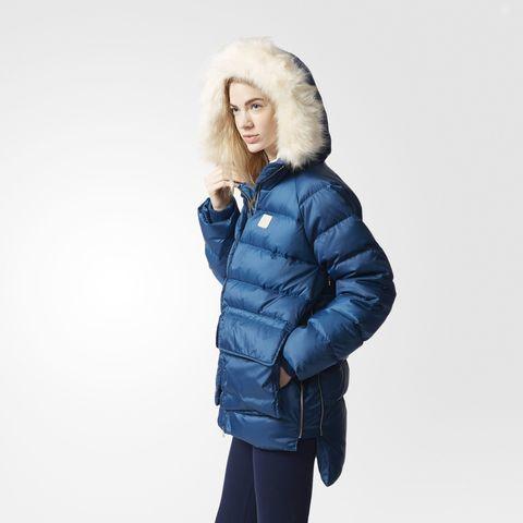Куртка утеплённая женская adidas ORIGINALS DOWN PARKA