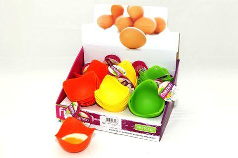 7297 FISSMAN Формочки для варки яиц-пашот,  купить