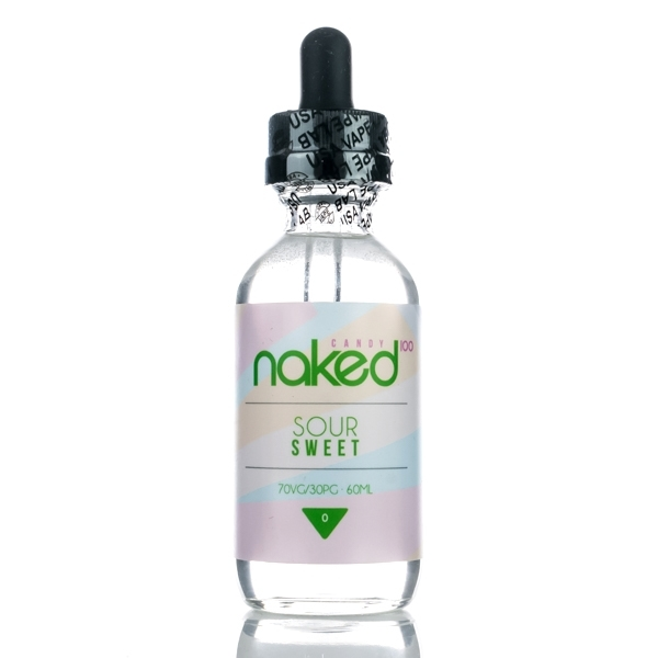Naked100:Жидкость Sour Sweet Candy фото #1