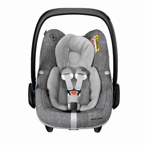 Автокресло Maxi-Cosi Pebble Pro i-Size Nomad Grey