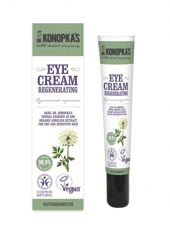 Dr.Konopka's, Крем вокруг глаз, 20мл