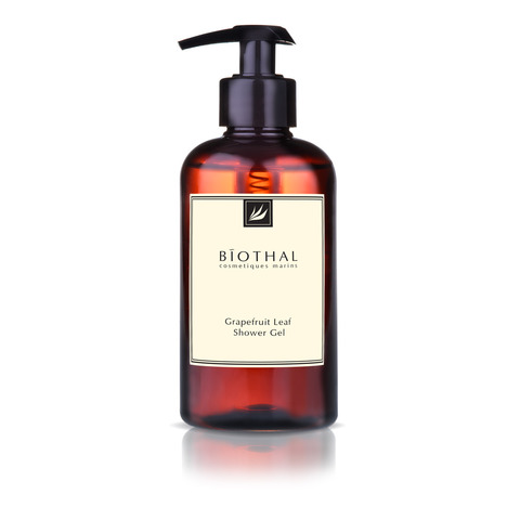 Гель для душа Грейпфрут Grapefruit Leaf Shower Gel Biothal