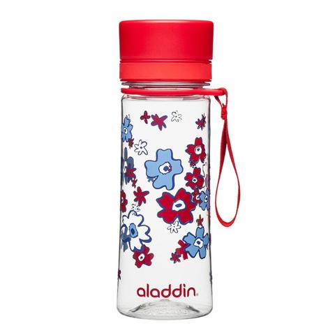 Бутылка Aladdin Aveo (0,35 литра), с красным узором