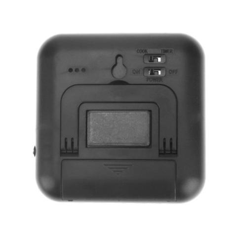 Термометр электронный с щупом, таймером и сигнализацией