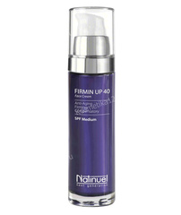 Крем для лица с фитоэстрогенами (Natinuel | Firmin UP40 Face Cream), 50 мл