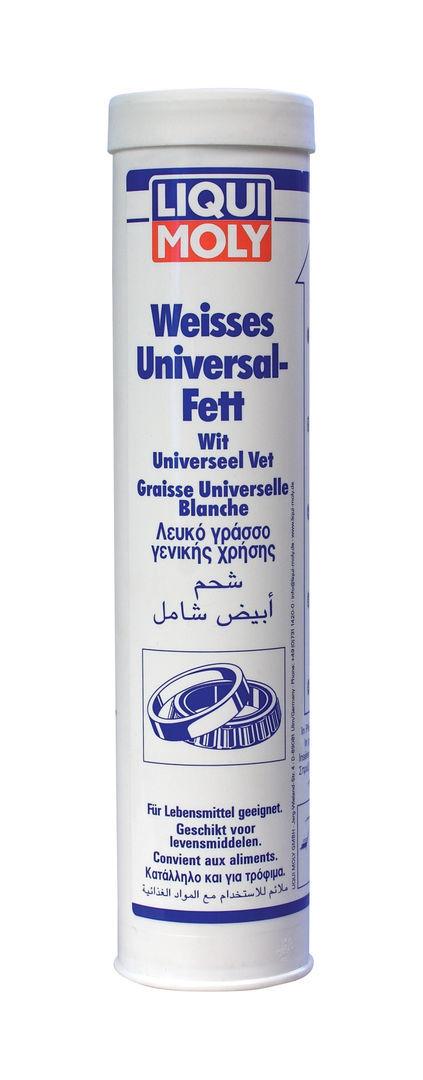 Liqui Moly Weisses Universal Fett  Белая универсальная смазка