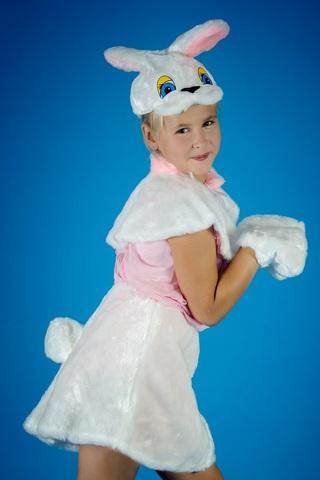 Карнавальный костюм Зайчика 1