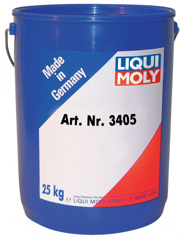 LM 50 Litho HT Высокотемпературная смазка для ступиц подшипников (Темно-синяя)