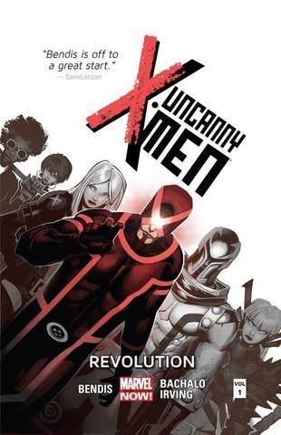 Uncanny X-Men Volume 1: Revolution