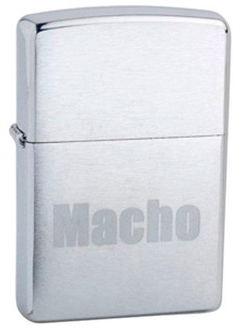 Зажигалка 200 Macho