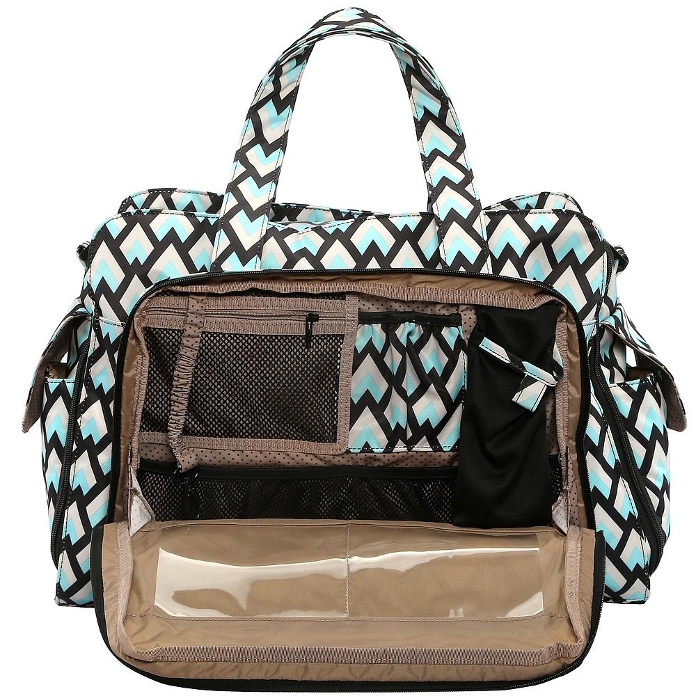 #Дорожная сумка Ju-Ju-Be Be Prepared Onyx Black Diamond