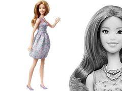 """Кукла Барби """"Модница"""" 53, (Влюблённая в сиреневый)"""