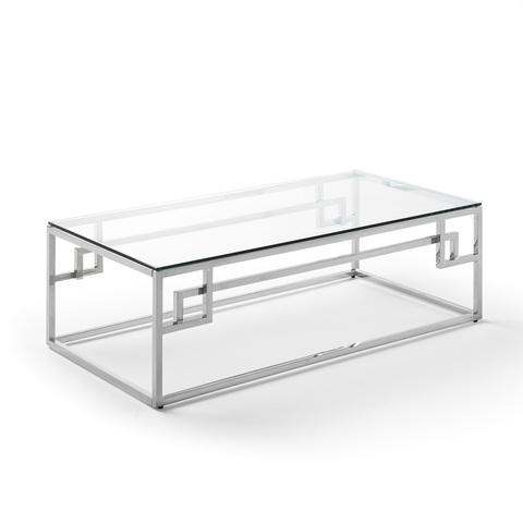 Журнальный стол DUPEN CT-229 Прозрачный