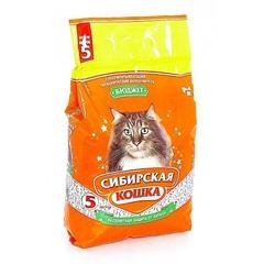 Наполнитель для кошачьего туалета, Сибирская Кошка, Бюджет