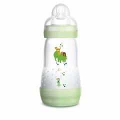 Антиколиковая бутылочка MAM 260мл, возраст 2+, салатовый