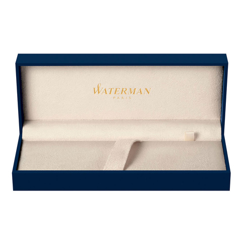 Waterman Expert - Deluxe White CT, шариковая ручка, M