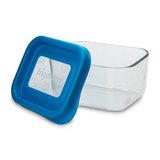 Прямоугольный контейнер 500 мл Frigovere Fun, артикул 697, производитель - Bormiolli Rocco