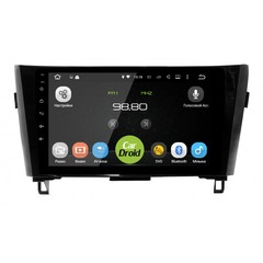 Штатная магнитола на Android 6.0 для Nissan X-Trail III 14+ Roximo CarDroid RD-1202F