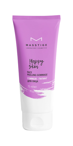 Masstige HAPPY SKIN Гоммаж-пилинг для лица 75мл