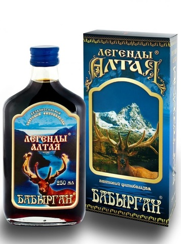 Легенды Алтая БАБЫРГАН фото1