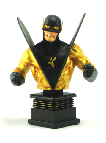 Bowen Designs Marvel Mini-Bust YellowJacket Gold Edition