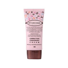 Тональный СС- крем, RIVECOWE, Correction Convenient Cream SPF 43 РА+++, 40 мл