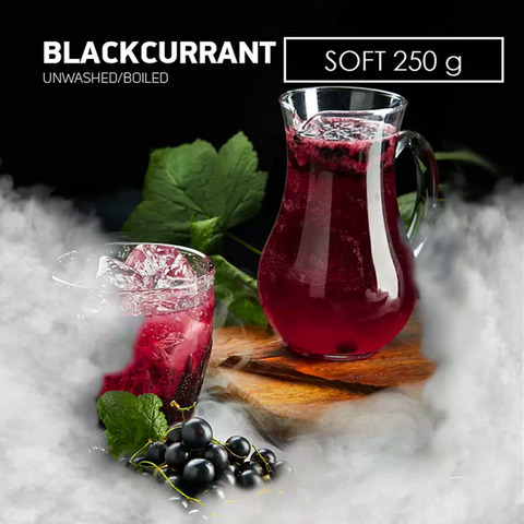 Табак Dark Side SOFT Blackcurrant 250 г